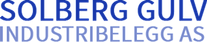 Logo, Solberg Gulv & Industribelegg AS